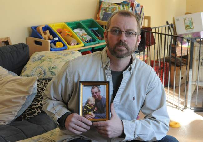 Falmouth man launches campaign to find missingson